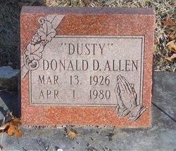 Donald Dusty Allen