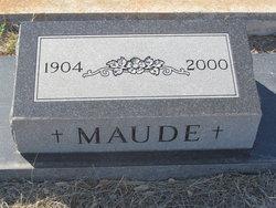 Maude <i>Blakley</i> Andrew