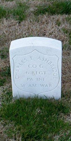 Charles E Ashbridge