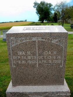 Ida Mae <i>Jones</i> Free