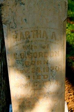 Martha A. Gordon