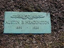 Austin Bosworth Headington
