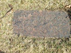 Elmer Elliotte Bollinger