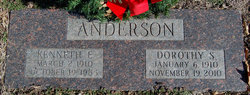 Dorothy <i>Smith</i> Anderson