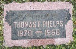 Thomas F. Tom Phelps