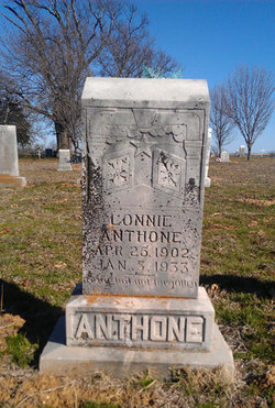 Lonnie Anthony