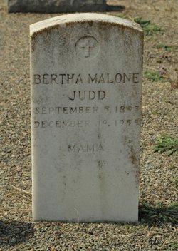 Bertha Louise <i>Rape</i> Judd