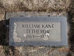 William Kane Tetherow