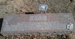 Infant Son Cox