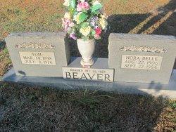 Nora Bell <i>Pickelsimer</i> Beavers