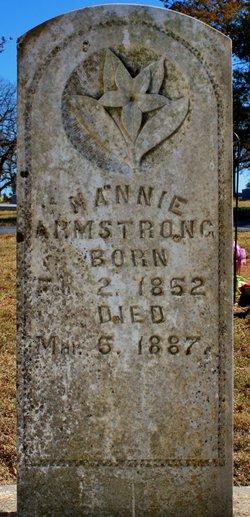 Nannie Armstrong