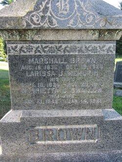 Henrietta D. <i>Swallow</i> Brown