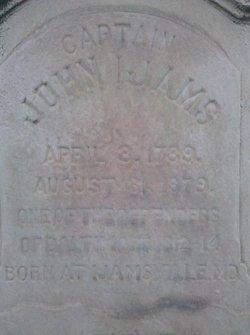 Capt John Ijams