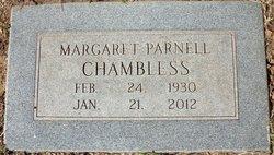 Margaret Louise <i>Parnell</i> Chambless