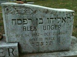 Alex B Unger