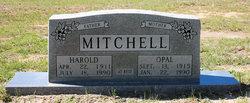 Opal Lee <i>Adams</i> Mitchell