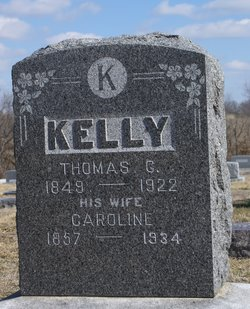 Caroline <i>Strole</i> Kelly