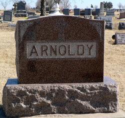 Elizabeth Anna <i>Straeter</i> Arnoldy