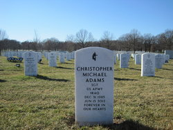 Sgt Christopher Michael Adams