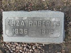 Eliza T. Elizabeth <i>Phillips</i> Roberts