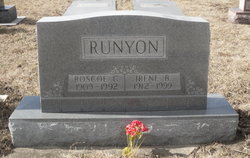 Irene B. <i>Lear</i> Runyon
