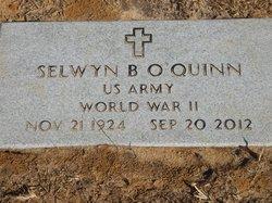 Selwin B O'Quinn