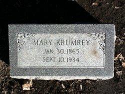 Mary <i>Geschke</i> Krumrey