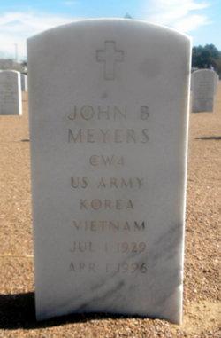 John B Meyers