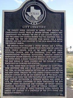 Laredo City Cemetery