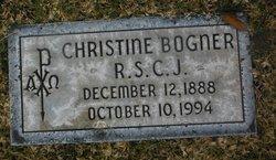 Mary Christina Bogner