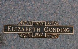 Elizabeth Louise Liz <i>Houp</i> Gonding