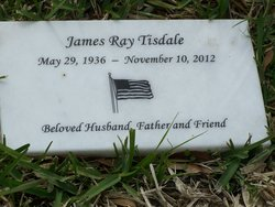 James Ray Tisdale
