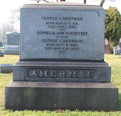 Cornelia Ann <i>VanDerveer</i> Amerman