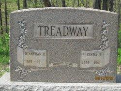 Lucinda Jane Lucindy <i>Hood</i> Treadway
