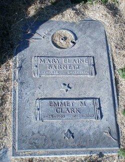 Mary Elaine Barnett