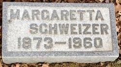 Margaretha <i>Alstaetter</i> Schweizer