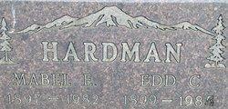 Mabel Ennis <i>Bond</i> Hardman