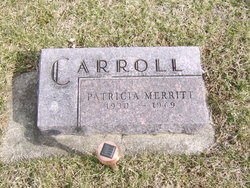 Patricia Lee <i>Merritt</i> Carroll