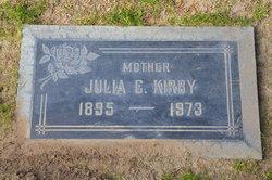 Julia Carrie <i>Butler</i> Kirby