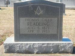 Thomas Caleb Readling