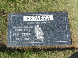 Theodore Cisco Esparza
