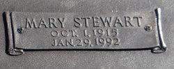 Mary Adeline <i>Stewart</i> Abee