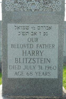 Harry Blitzstein