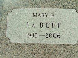 Mary <i>Simmet</i> LaBeff