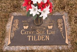 Cathy Sue <i>Lay</i> Tilden