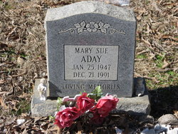 Mary Sue Aday