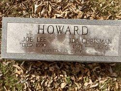 Joe Lee Howard