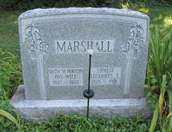 Stearnes E. Ernest Marshall