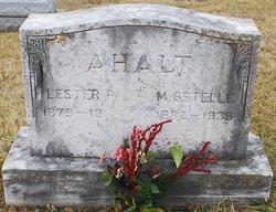 Lester R Ahalt