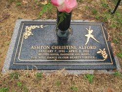 Ashton Christine Alford